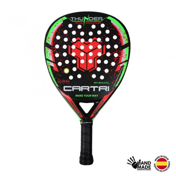 Cartri Thunder Padelracketrea